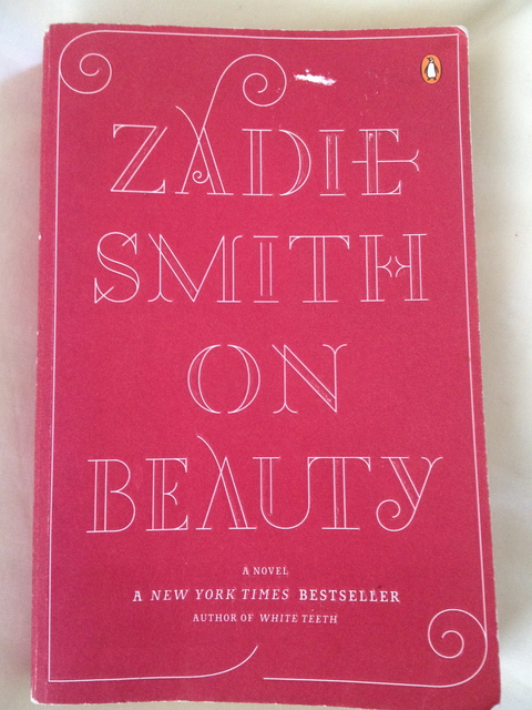 On Beauty, by Zadie Smith