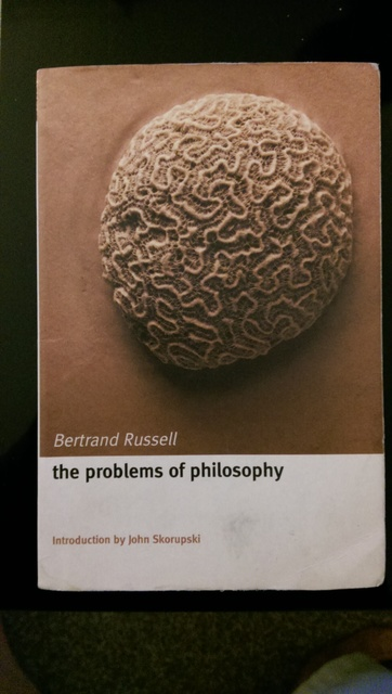 I didn't know philosophy HAD problems!