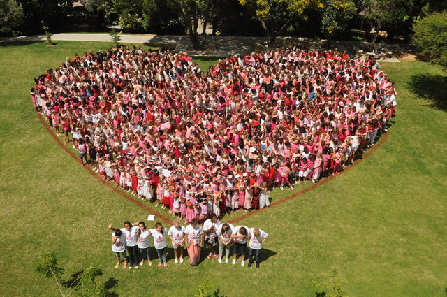 Brescia House School Joins One Billion Rising for Justice