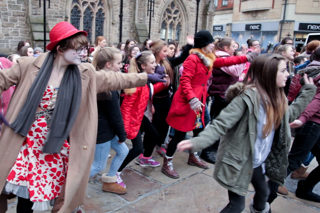 One Billion Rising in Durham