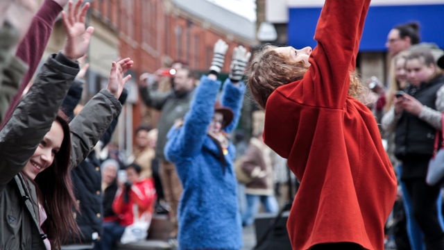 One Billion Rising - Durham