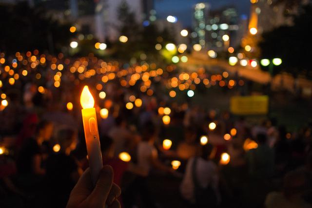 #LighttheDark Brisbane