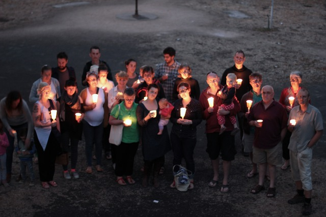 Light The Dark in Kyneton, Victoria