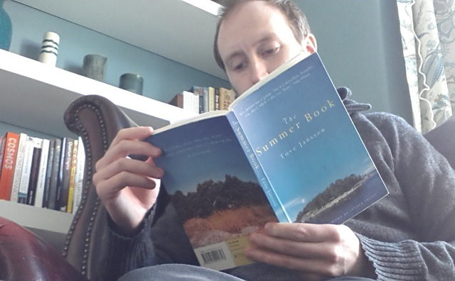 Sophia - Tove Jansson's The Summer Book