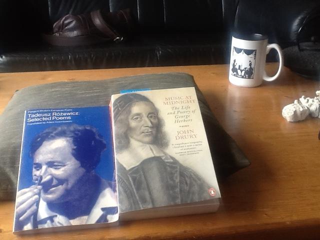 The Life & Poetry of George Herbert and Tadeusz Różewicz