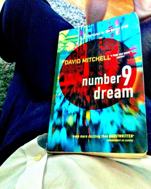 David Mitchell - Number 9 Dream