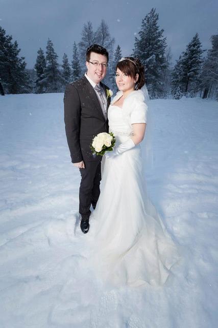 Lapland Snow Village Wedding