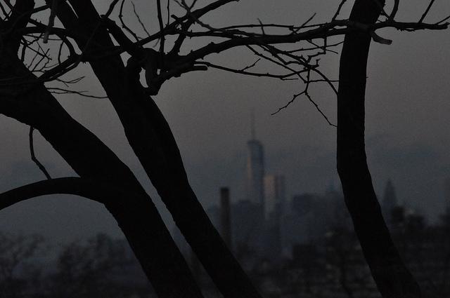 Fogbound Tower