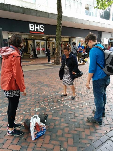 hopscotch in Birmingham