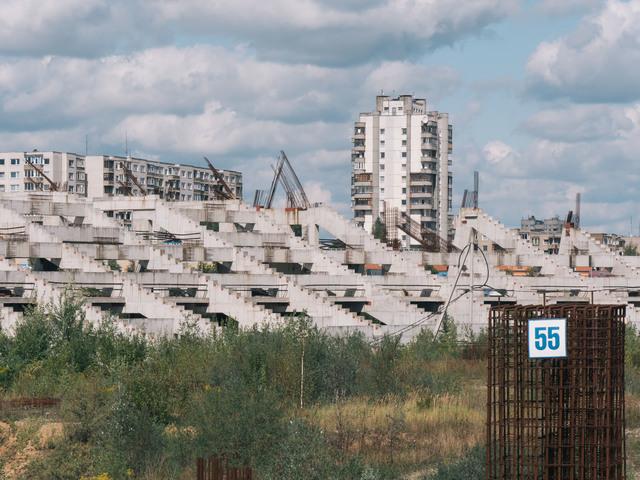 New National Stadium Vilnius