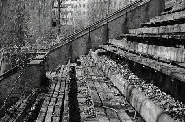 Abandoned Terraces.