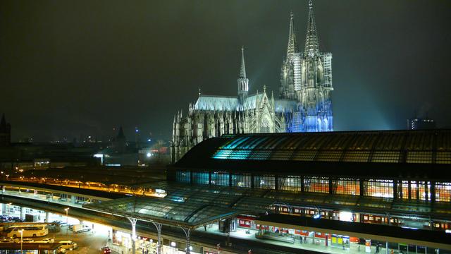 Kölner Dom & Hauptbahnhof