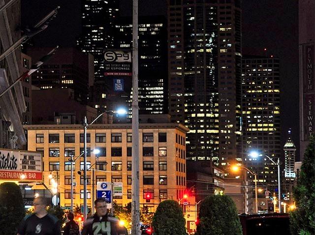 2nd Avenue, Seattle