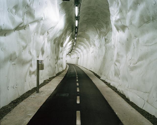 Morlans tunnel