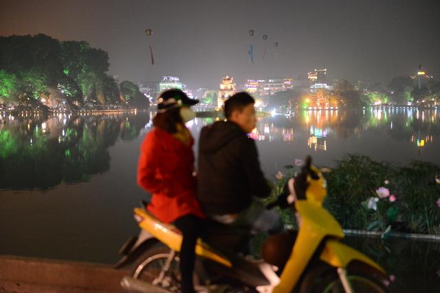 Lights of Hanoi