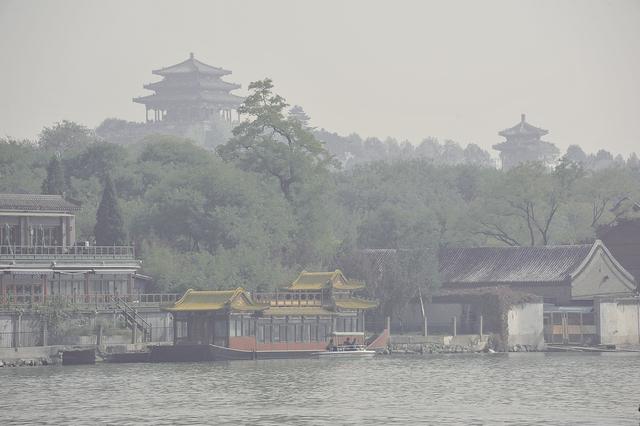 Beihai park, Beijing.
