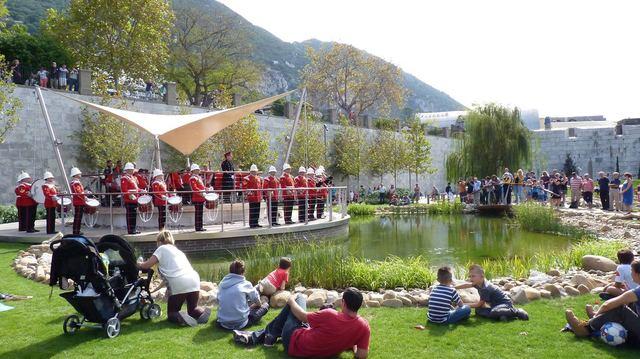 Commonwealth Garden, Gibraltar