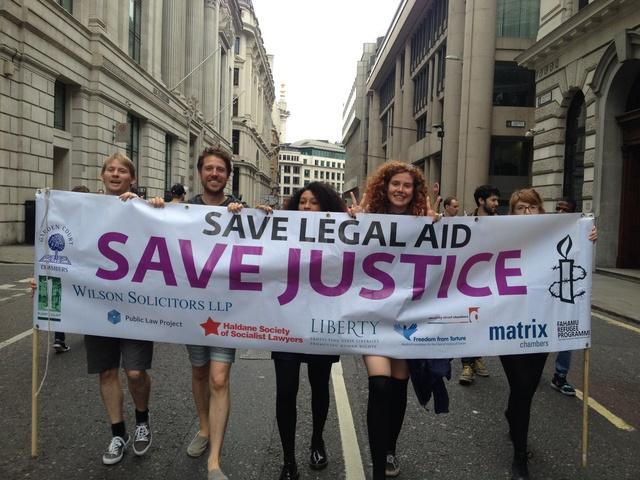 Save legal aid!!