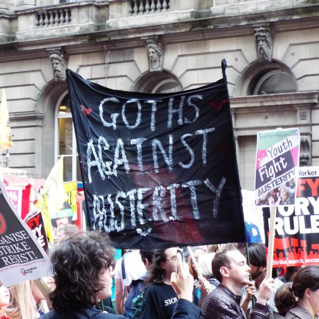 Goths Against Austerity