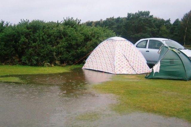 The Great British Camping Holiday...