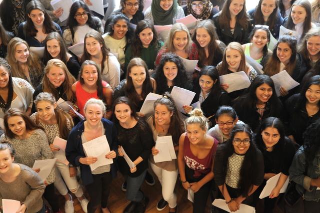 Altrincham Grammar School for Girls - Amazing results