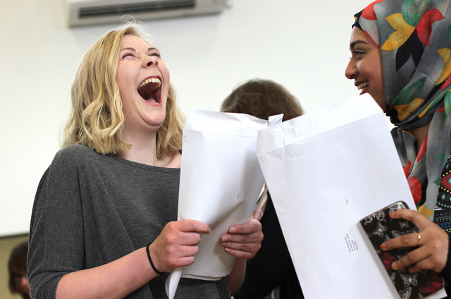 Portsmouth High School GDST - 95% received A*-B grades
