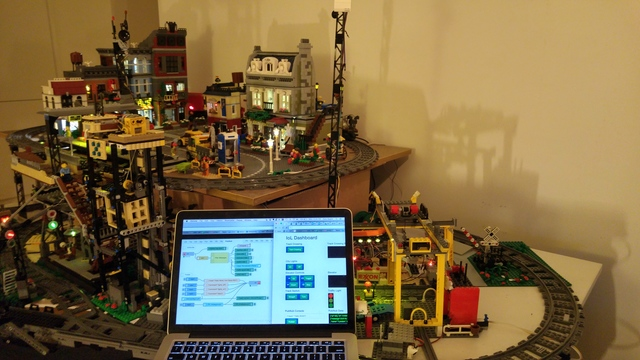 Internet of Lego