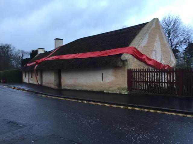 Robert Burn's birthplace celebration