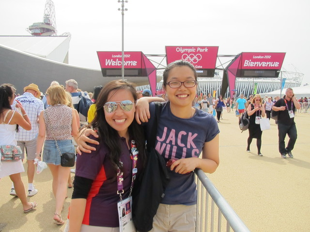Lifelong friendship thanks to London 2012 Olympics