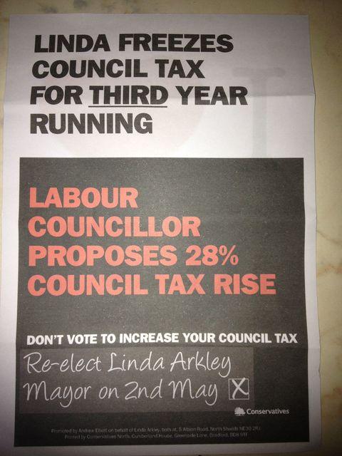 North Tyneside mayoral election
