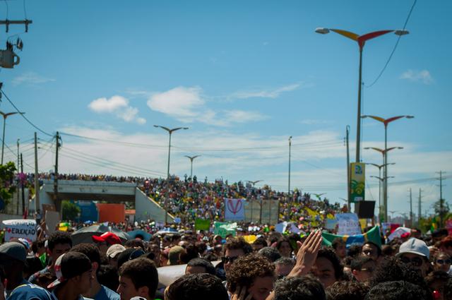 Manifestação FORTALEZA-CEARÁ