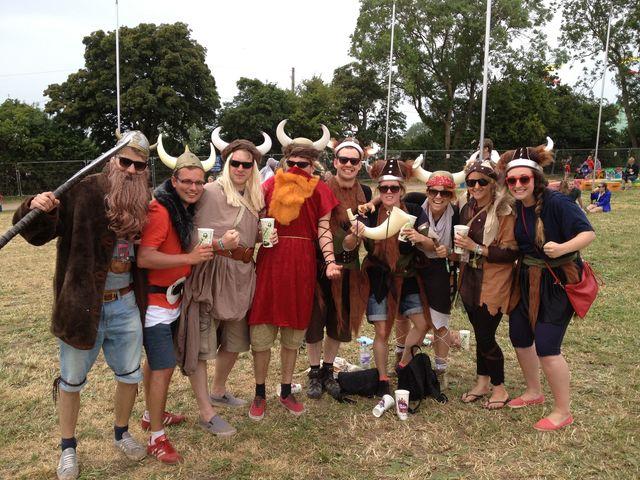 Glastonbury Vikings