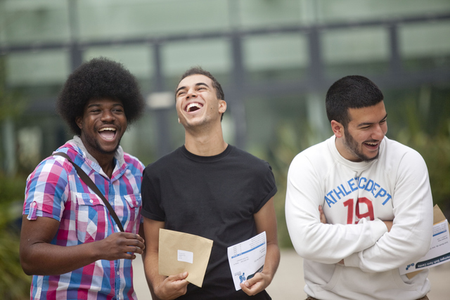 A levels results 2013