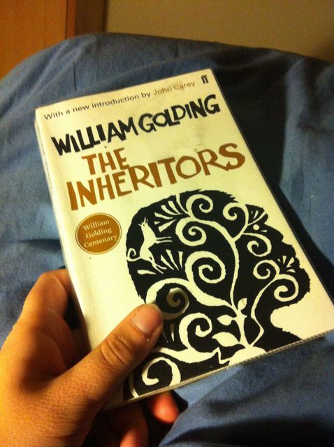 The Inheritors by William Golding.