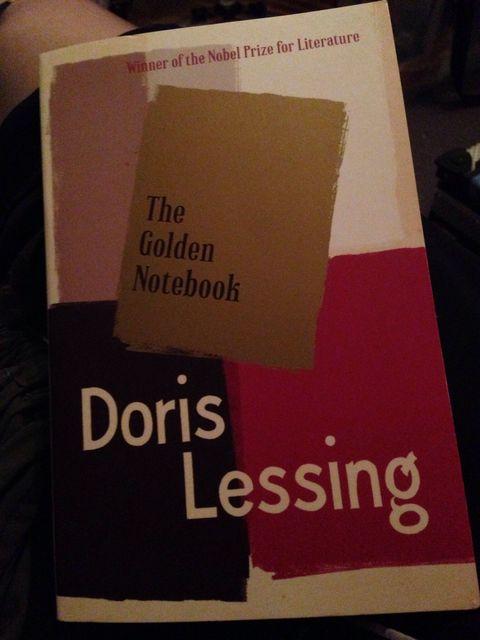 Doris Lessing, finally!