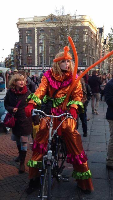 How the Dutch roll