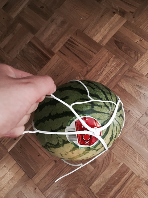 Watermelon handle